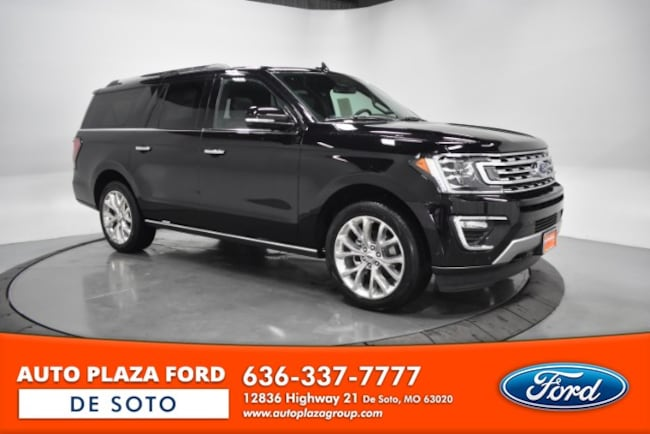New 2019 Ford Expedition Max Limited SUV For Sale/Lease De Soto, MO