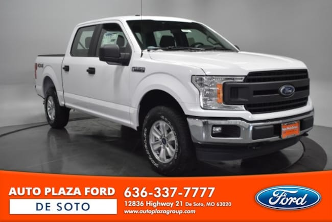 New 2019 Ford F-150 XL Truck For Sale/Lease De Soto, MO
