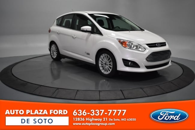 Used 2016 Ford C-Max Energi SEL Hatchback For Sale De Soto, MO