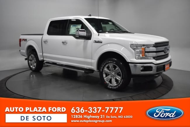 New 2019 Ford F-150 Lariat Truck For Sale/Lease De Soto, MO