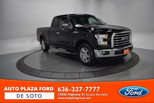 Used 2016 Ford F-150 2WD XL Supercab Truck For Sale De Soto, MO