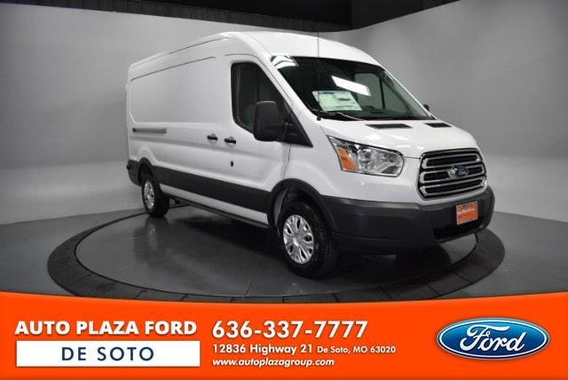 2018 Ford Transit Van T-250 148 Med Rf 9000 Gvwr Sliding RH Dr Van