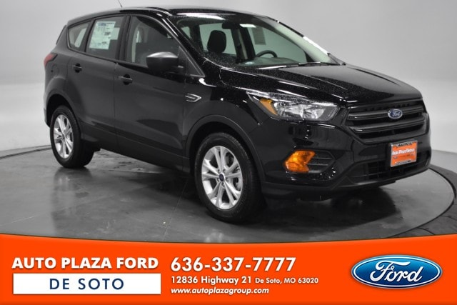 Auto Plaza Desoto >> New 2019 2020 Ford Escape For Sale De Soto Mo Auto Plaza