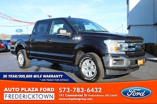 2020 Ford F-150 4WD XLT Supercrew Truck SuperCrew Cab