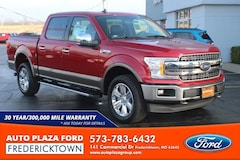 2020 Ford F-150 4WD Lariat Supercrew Truck SuperCrew Cab