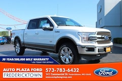 2020 Ford F-150 4WD King Ranch Supercrew Truck SuperCrew Cab
