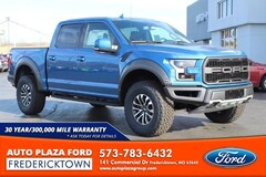 2020 Ford F-150 4WD Raptor Supercrew Truck SuperCrew Cab