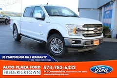 2019 Ford F-150 4WD Lariat Supercrew Truck SuperCrew Cab