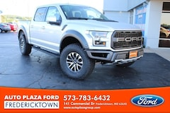 2019 Ford F-150 4WD Raptor Supercrew Truck SuperCrew Cab