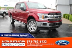 2019 Ford F-150 4WD XLT Supercrew Truck SuperCrew Cab