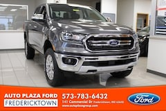 2019 Ford Ranger 4WD Lariat Supercrew Truck SuperCrew