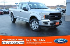 2019 Ford F-150 4WD XL Supercab Truck SuperCab Styleside
