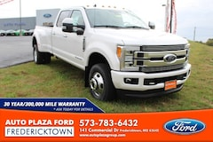 2019 Ford F-350 4WD Limited Crew Cab Truck Crew Cab