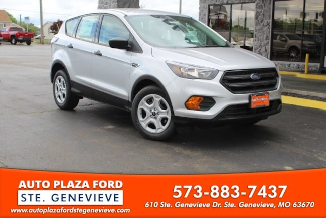 New 2018 Ford Escape S SUV For Sale/Lease Genevieve, MO