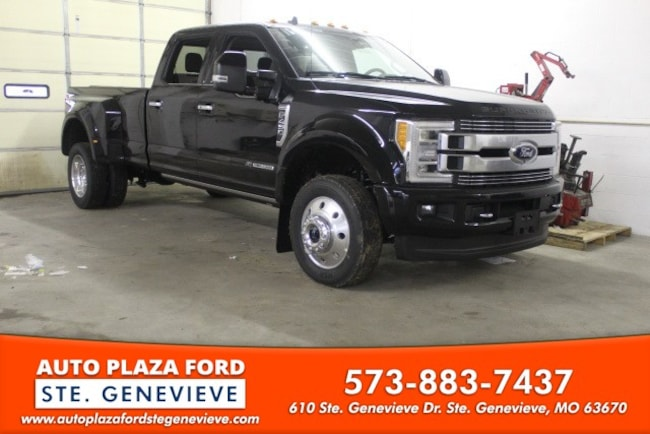 New 2019 Ford Super Duty F-450 DRW 4WD Limited Crew Cab Truck For Sale/Lease Genevieve, MO