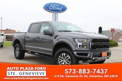2018 Ford F-150 4WD Raptor Supercrew Truck