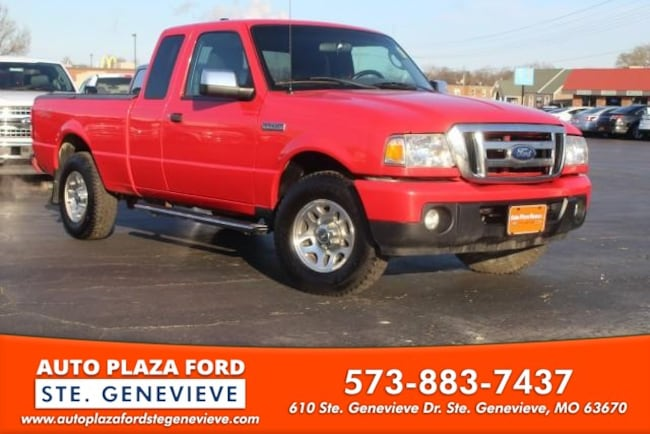 used 2011 Ford Ranger 4WD XLT Supercab Truck For sale Sainte Genevieve, MO