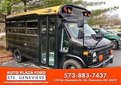 1995 Chevrolet School Bus Undefined