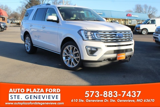 New 2019 Ford Expedition Limited SUV For Sale/Lease Genevieve, MO