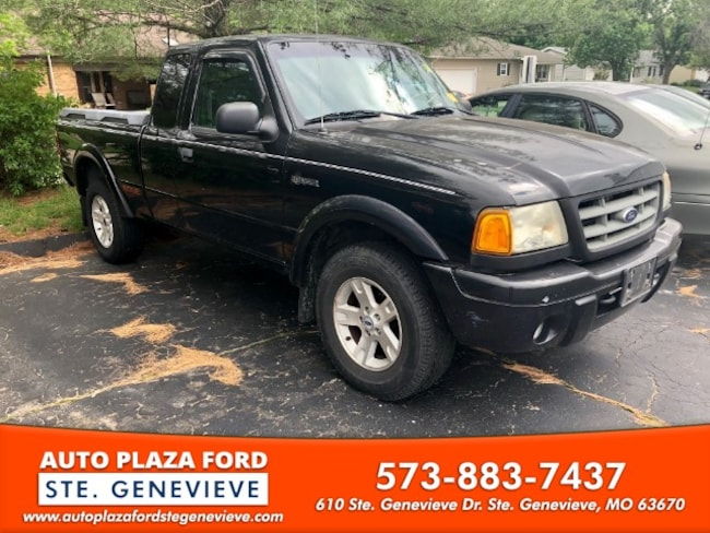 used 2002 Ford Ranger Undefined For sale Sainte Genevieve, MO
