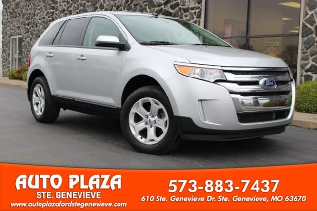 used 2013 Ford Edge SEL SUV For sale Sainte Genevieve, MO