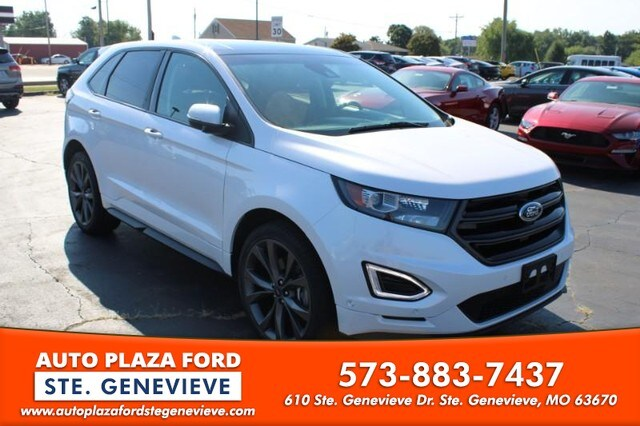 2017 Ford Edge SUV