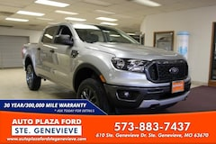 2021 Ford Ranger XLT 4WD Supercrew 5 Box Truck