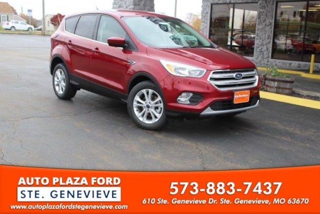 New 2019 Ford Escape SE SUV For Sale/Lease Genevieve, MO