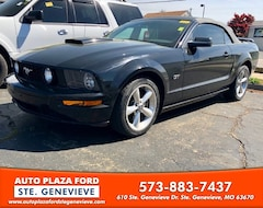 2008 Ford Mustang GT Premium Convertible Undefined