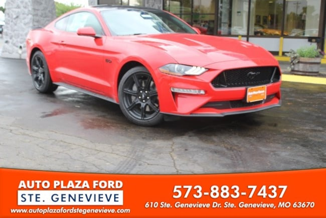 New 2019 Ford Mustang GT Coupe For Sale/Lease Genevieve, MO