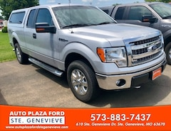 2014 Ford F-150 4WD XLT Supercab Truck