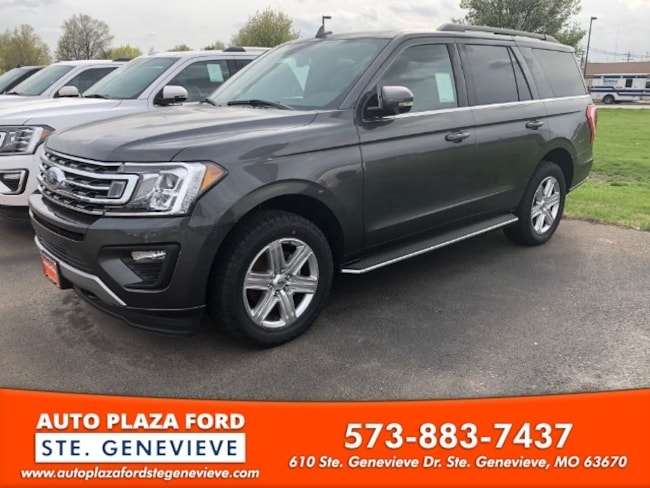 New 2019 Ford Expedition XLT SUV For Sale/Lease Genevieve, MO