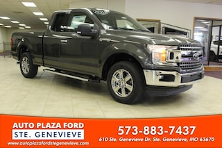 2018 Ford F-150 2WD XLT Supercab Truck