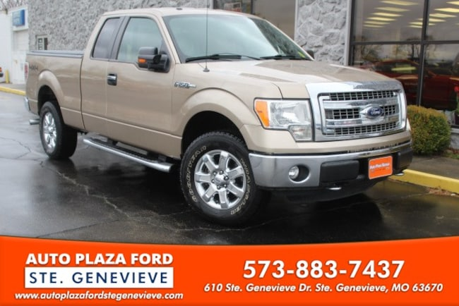 used 2013 Ford F-150 4WD XLT Supercab Truck For sale Sainte Genevieve, MO