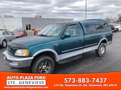 1998 Ford F-150 Undefined
