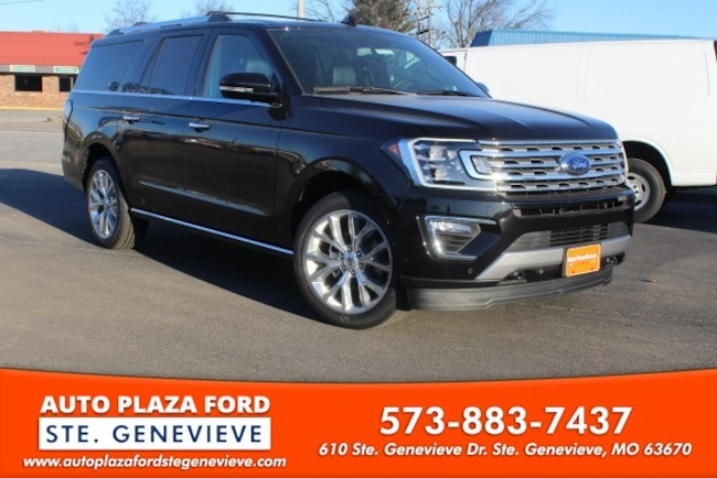 New 2019 Ford Expedition Max Limited SUV For Sale/Lease Genevieve, MO