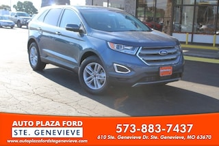 New 2018 Ford Edge SEL SUV For Sale Saint Genevieve MO