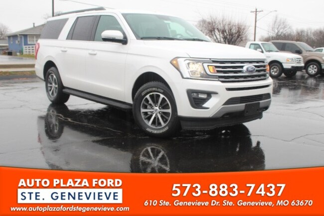 New 2019 Ford Expedition Max XLT SUV For Sale/Lease Genevieve, MO