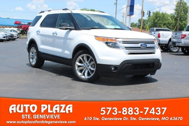 used 2014 Ford Explorer XLT SUV For sale Sainte Genevieve, MO