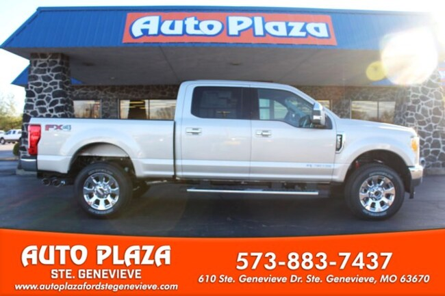 New 2017 Ford Super Duty F-350 SRW F-350 Lariat Truck For Sale Genevieve, MO