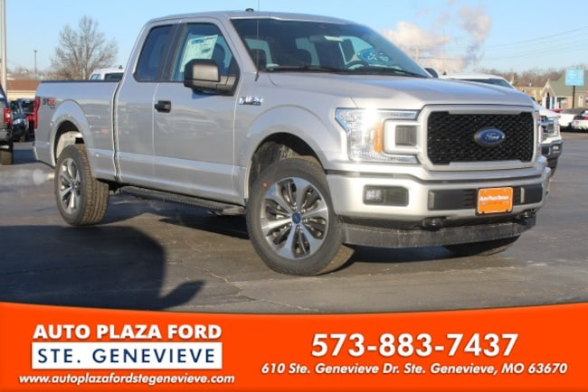 New 2019 Ford F-150 STX Truck For Sale/Lease Genevieve, MO