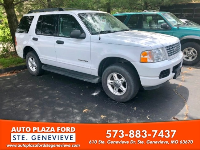 used 2005 Ford Explorer Wagon For sale Sainte Genevieve, MO