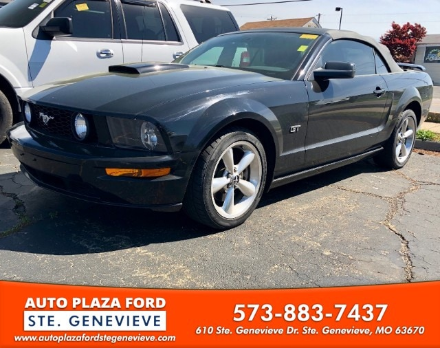 2008 Ford Mustang Undefined