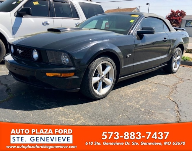 used 2008 Ford Mustang GT Premium Convertible Undefined For sale Sainte Genevieve, MO