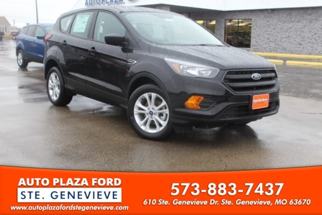 New 2019 Ford Escape S SUV For Sale/Lease Genevieve, MO