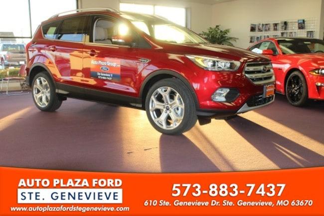 New 2019 Ford Escape Titanium SUV For Sale/Lease Genevieve, MO