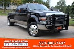 2008 Ford Super Duty F-450 DRW 4WD King Ranch Crew Cab Truck