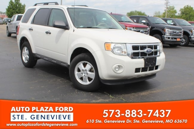 used 2011 Ford Escape XLT SUV For sale Sainte Genevieve, MO
