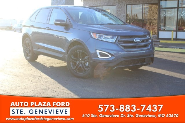 2018 Ford Edge 2WD SEL SUV