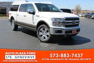 2018 Ford F-150 4WD King Ranch Supercrew Truck